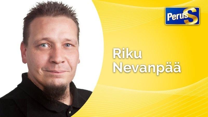 Riku Nevanpää